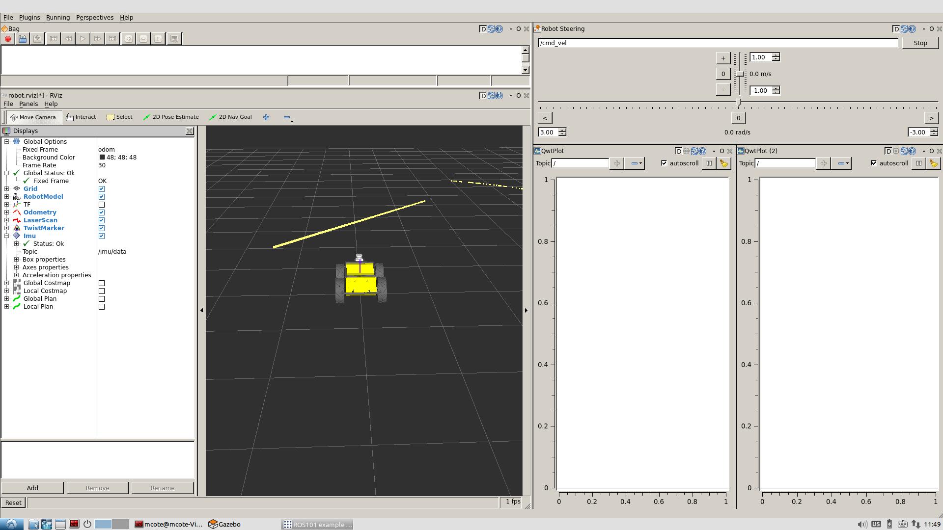 Creating a RQT Dashboard — ROS Tutorials 0 5 1 documentation