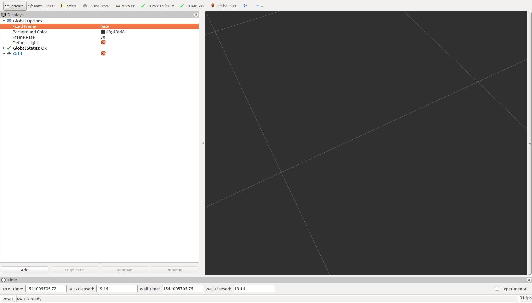 URE ROS Setup — UR Setup Tutorial 0 0 0 documentation
