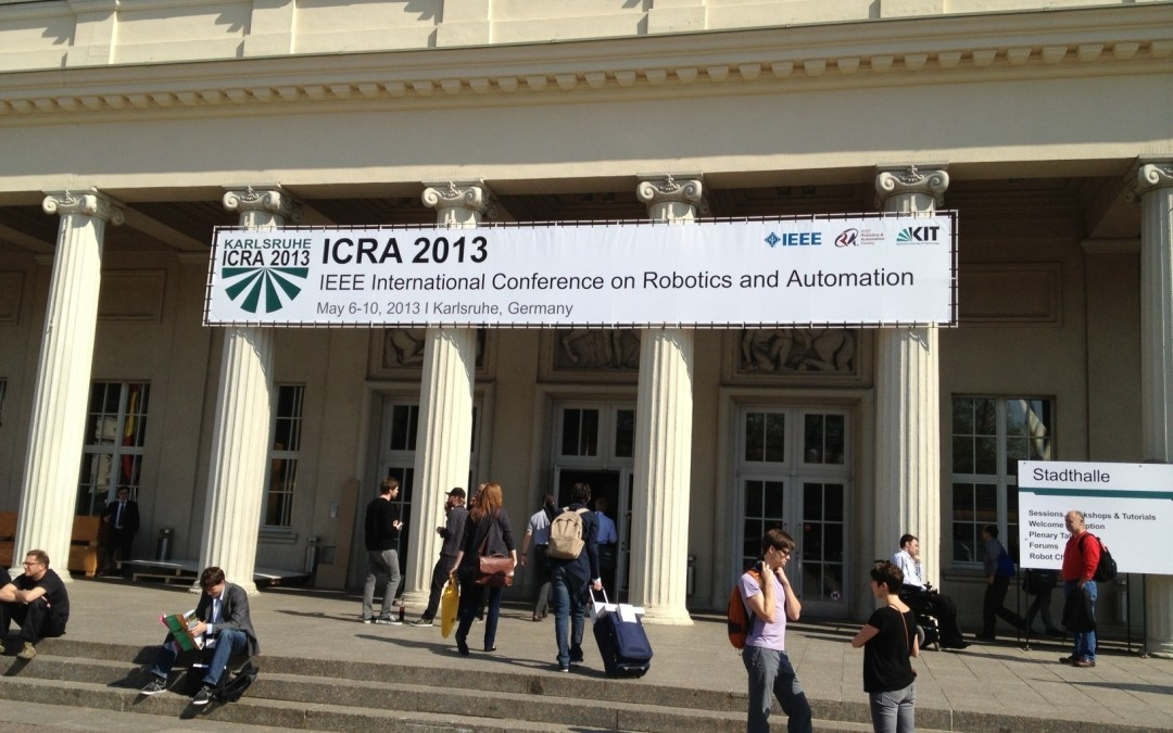 Danke Germany! An ICRA & ROScon Success