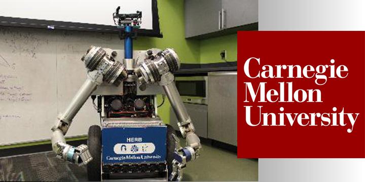 Robotic Butler Becomes Reality: Meet HERB