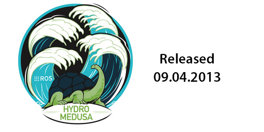 ROS Hydro Medusa is Coming Soon to Clearpath Robots