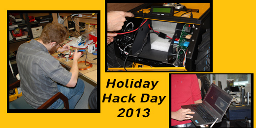Holiday Hack Day