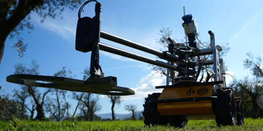ICRA to Host Challenge for Landmine Detection