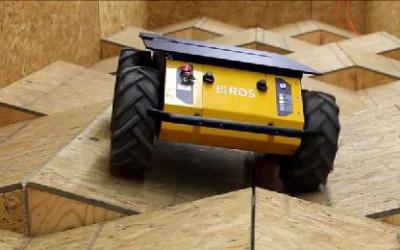 NERVE Center: The Robot Playground