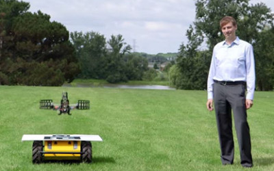 UW's Grad Research Takes (Autonomous) Flight!