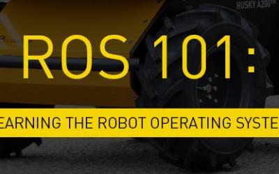 ROS101: Creating a Subscriber Using Git Hub