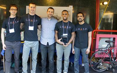 Clearpath Sponsors Award for Innovative Bike Lock