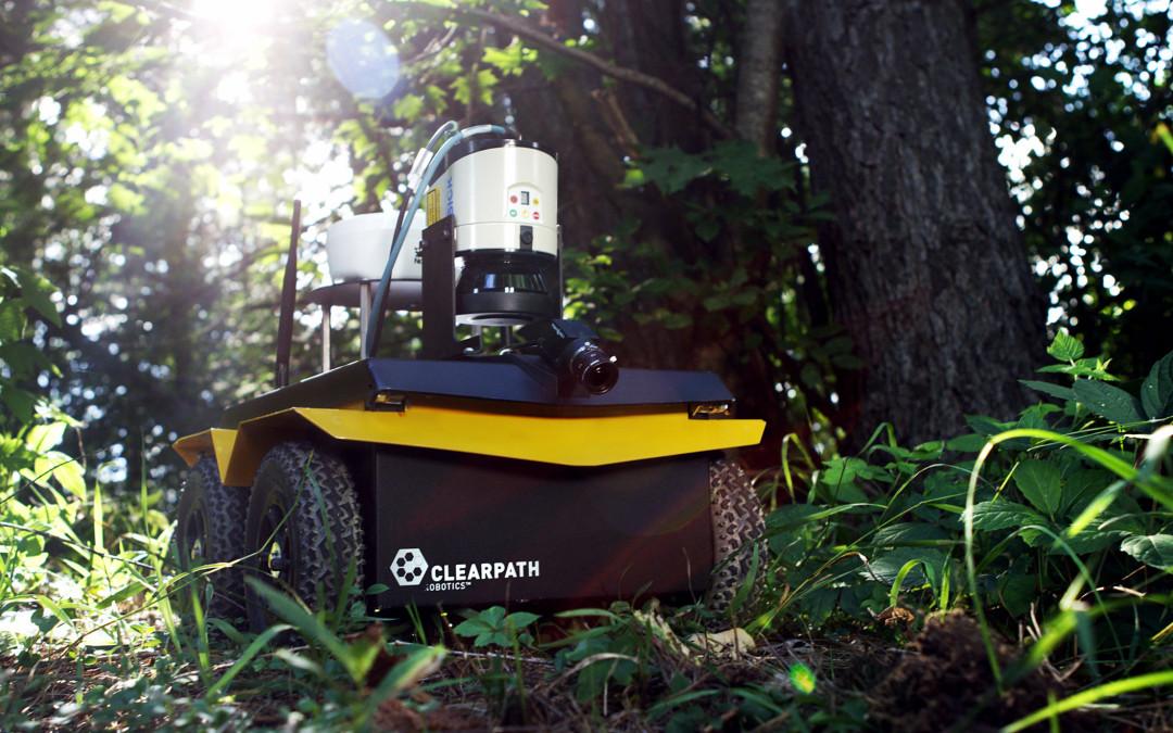 Clearpath Robotics Wins Product Innovation Award