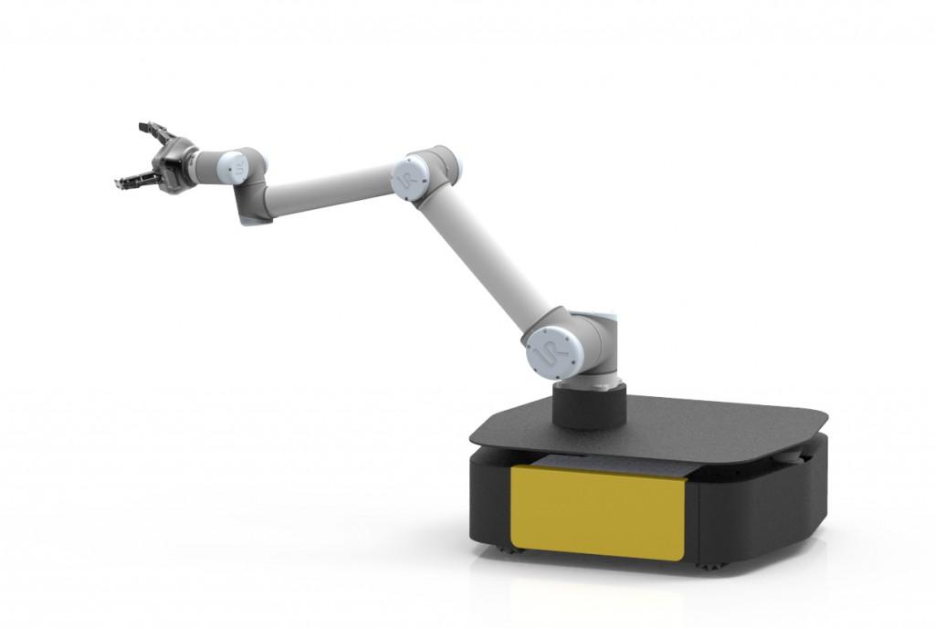 Ridgeback mobile manipulator