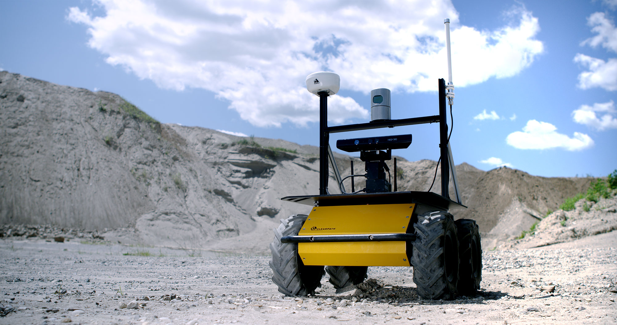Husky Ugv Outdoor Field Research Robot By Clearpath Wiring Diagram Easy Simple Routing Starter Relay Gallery