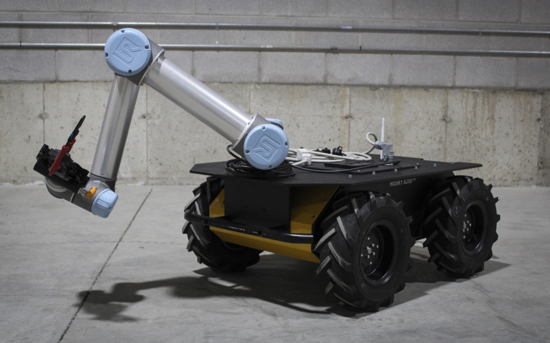 New Universal Robots Driver Makes Manipulation Research Easier