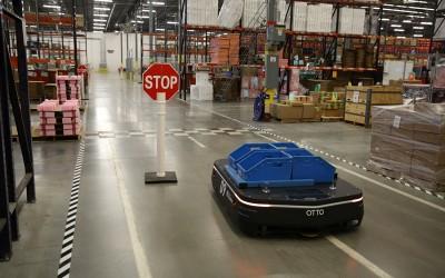 Indoor Material Transport for Indoor Cities